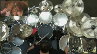 Last Christmas by Wham! Drum Cover by Myron Carlos Mp3