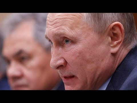 Putin orders partial pullout of Russian forces from Syria