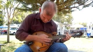 Randy Jones on the Sorensen FX Mandolin