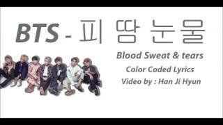 BTS _ Blood Sweat & Tears - Khmer Version