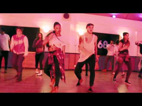 Donnell Jones - U Know What's Up | Hamilton Evans Choreography