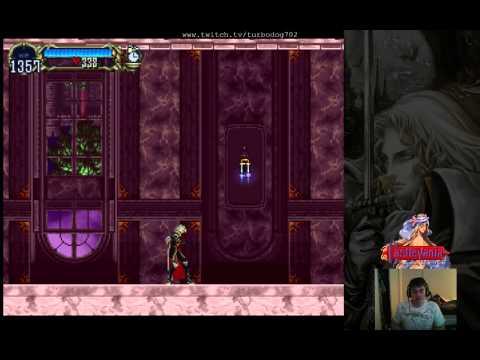 Turbo Tutorials: Castlevania: Symphony Of The Night Any% (0.1.1.1 Alucard Basic Mechanics)