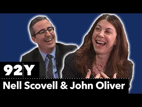 Nell Scovell In Conversation With John Oliver
