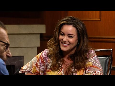 Is Katy Mixon tired of discussing her body?  Larry King Now  Ora.TV