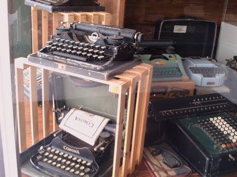 Office Equipment Mini Museum NewSmyrna