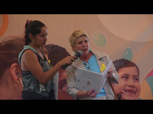 INSN SAN BORJA: CONSEJERÍA Y DESPISTAJE DE ANEMIA  DETECCIÓN OPORTUNA DE CÁNCER INFANTIL