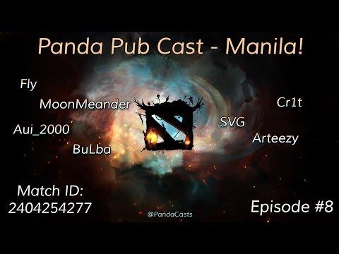 Fly, BuLba, Moon, Aui vs. Cr1t, SVG, Arteezy | Casual Pub Cast