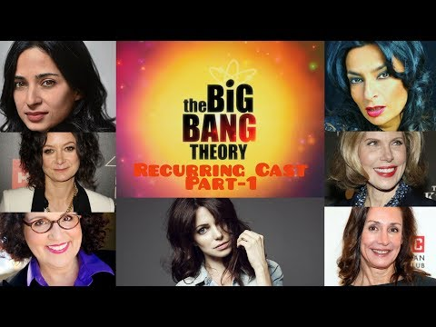 Recurring Female Cast  Real Life  The Big Bang Theory