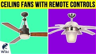 10 Best Ceiling Fans With Remote Controls 2019