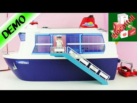 Playmobil NAVE DA CROCIERA - Family Fun Panama