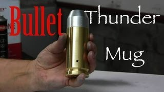 Atomic Bullet Thunder Cannon Time Lapse