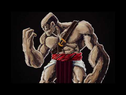 [Speed Paint] The Ogre — [Photoshop CS6]