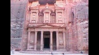 【世界遺産】中東ヨルダン ぺドラ遺跡で土石流発生