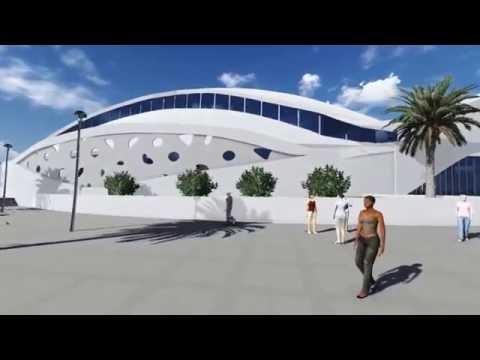 sport center .. Design By Mojahed Jaradat
