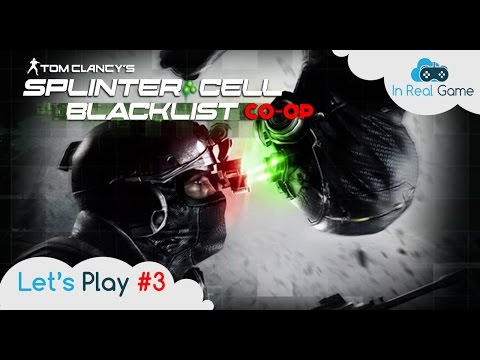 SPLINTER CELL BLACKLIST COOP [FR] ● #3 ● AMBASSADE SUISSE