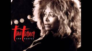 Tina Turner - Two People (Dance Mix) - 1986