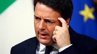 Italian PM sufferes heavy defeat in constitutional vote