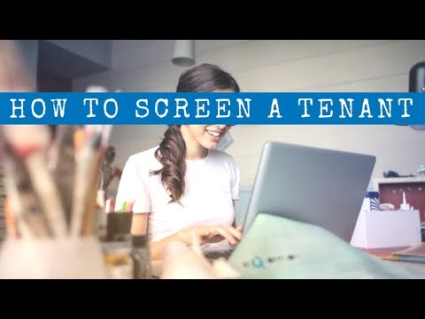 How to Screen a Tenant – Fort Myers Property Management Education