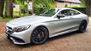 2018 Supercars GT3 - Mercedes AMG S63 Coupe Akrapovic? Drive Review Sound Acceleration Exhaust