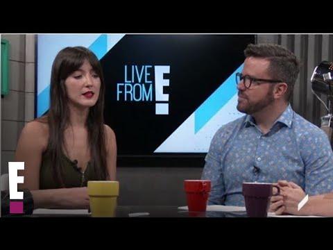 Live From E! Latino conversa con Eréndira Ibarra de Sense8