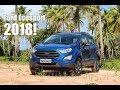 Novo Ford Ecosport 1.5 Automático Freestyle 2018 - Falando de Carro