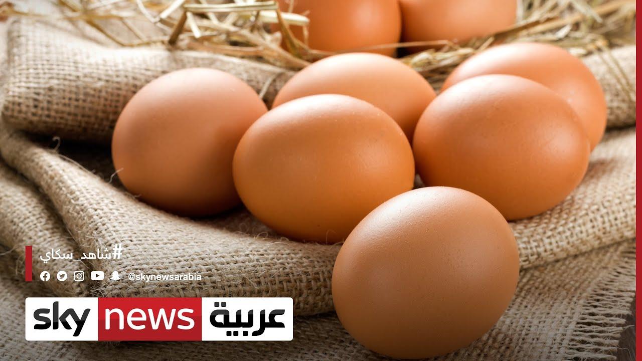 بعد أزمة البصل.. أزمة البيض تضرب أسواق الكويت | #الاقتصاد  - 21:58-2021 / 4 / 18