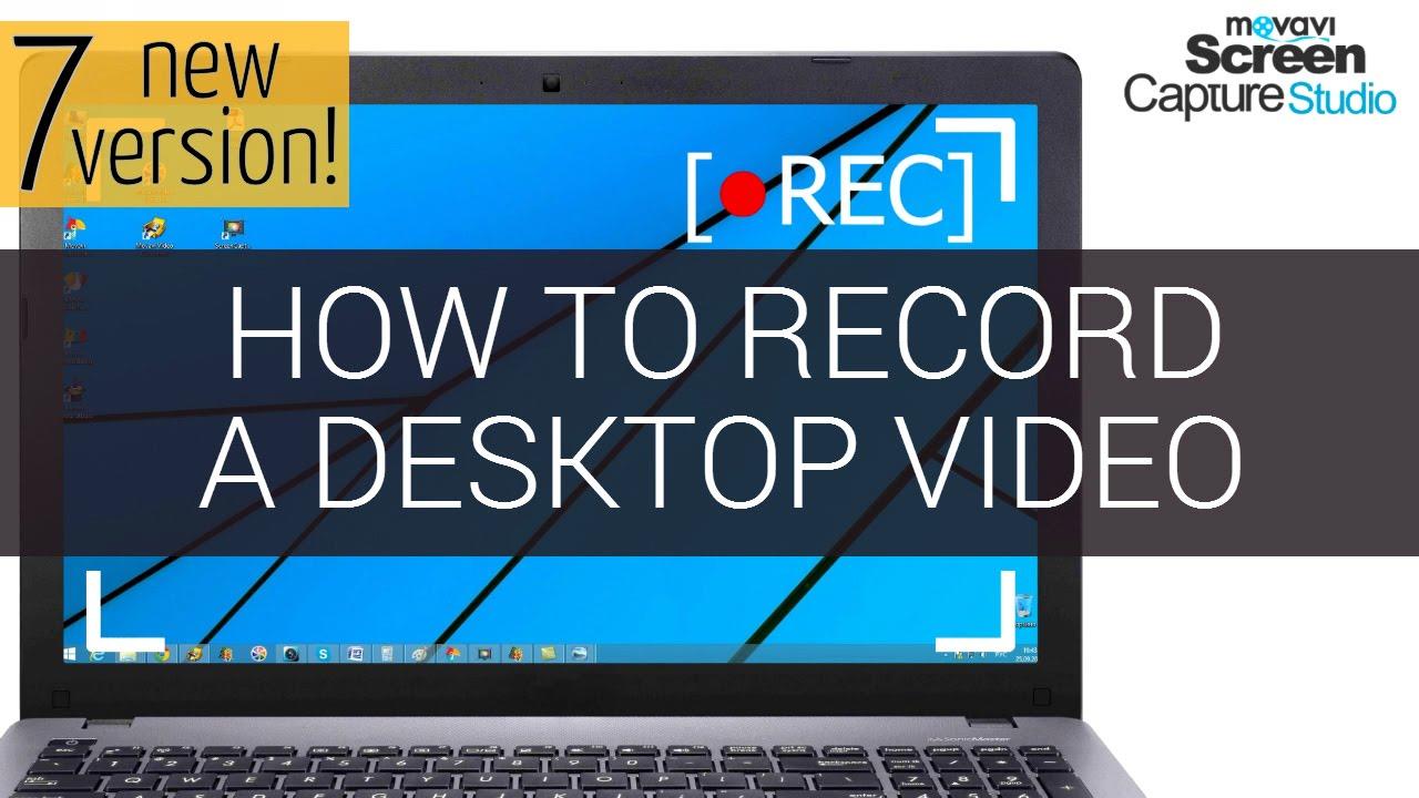 How to Record Computer Screen? - Movavi Screen Capture ...