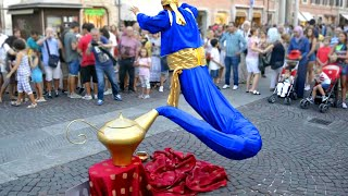 The Most Amazing Street Performers You've Never Seen Before...