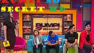 Rumpi No Secret Kamis 14 Juli 2016 Part 2 Hd Joshua Suherman Jeje Ade Dera Personel Ebony