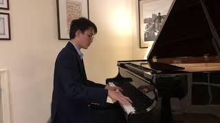 Andrew Seel - Bach Patita No 6 in E, Toccata; Debussy Prelude No.10 & No.12