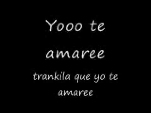 White Noise & D-anel Enamorado (lyrics)