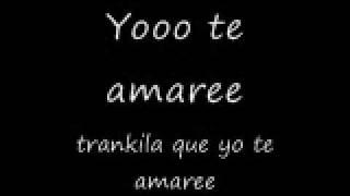 White Noise & D-anel Enamorado (lyrics)