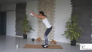 Sport Zuhause - Teil 7 (Rückentraining)