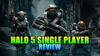 Halo 5 Guardians Single Player Review - Time To Get An Xbox One?