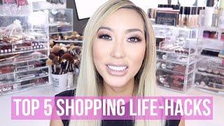 TOP 5 SHOPPING LIFE-HACKS | Arika Sato