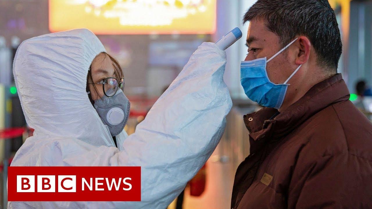 Scientists Search For Coronavirus Vaccine Bbc News Youtube