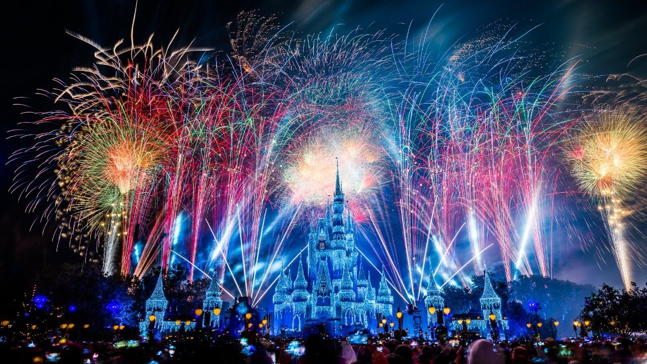 disney world new year s eve fireworks watch live here al com disney world new year s eve fireworks