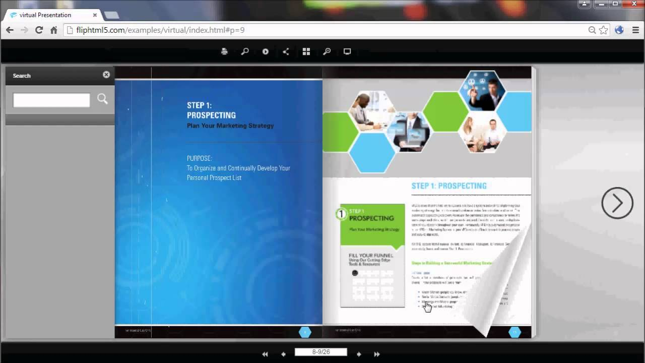 Online Resume Portfolio Maker Converts PDF to Interactive Page