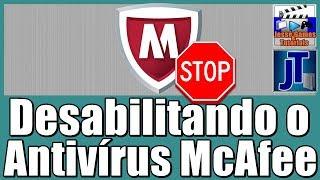 Como Desabilitar Temporariamente o Antivírus McAfee (Atualizado)