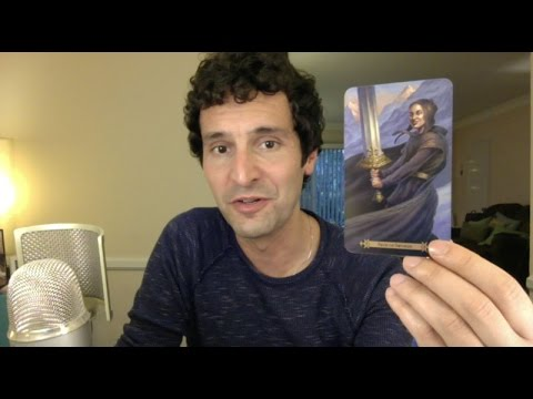 GEMINI April 2017 Extended Monthly Tarot Reading | Intuitive Tarot by Nicholas