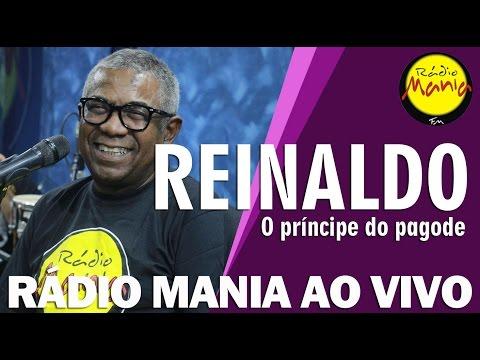 🔴 Radio Mania  Reinaldo  Reinaldo canta Reinaldo
