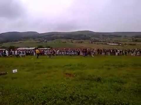 Zulu traditional wedding at Estcourt KZN