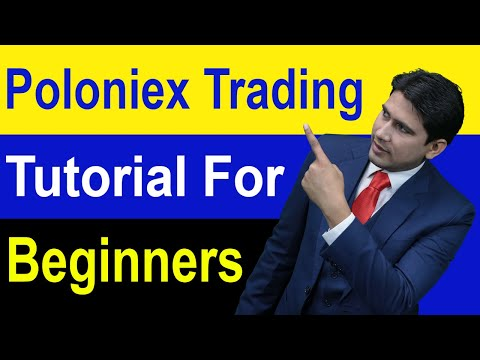 Poloniex Trading Tutorial in Hindi 2017