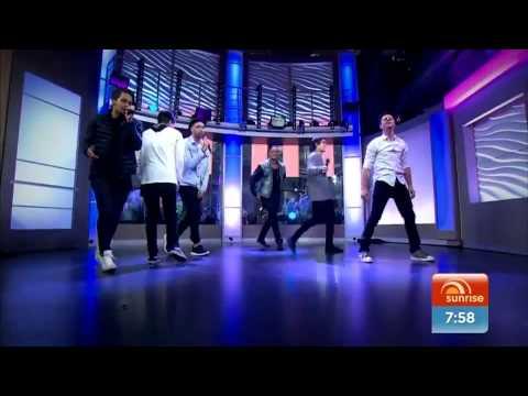 Justice Crew - I Love My Life (Live Sunrise 12/04/15)