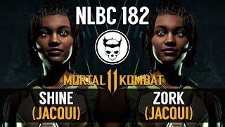 [Mortal Kombat 11] Losers Semi - Shine vs Zork - NLBC 182