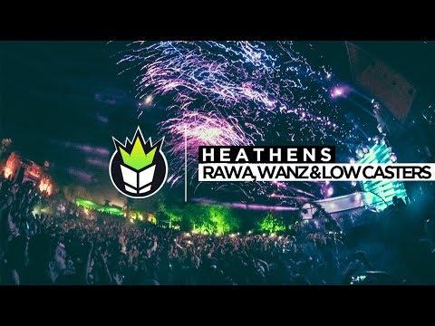Twenty One Pilots - Heathens (RAWA, Wanz & Low Casters Remix)