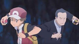 Pokemon Battle USUM: Red Vs Giovanni (Pokémon Origins Rematch)