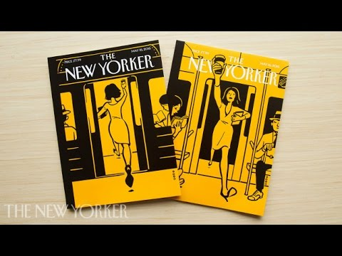 ducing Christoph Niemann's AugmentedReality Covers  The New Yorker