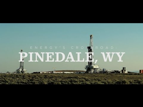 Energy's Crossroad: Pinedale, Wy