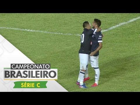 Melhores Momentos - Gols de Sampaio Corrêa 1x1 Remo - Série C (03/07/17)